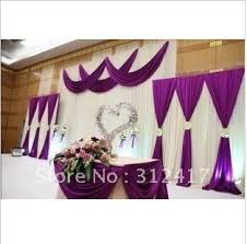 Wedding Backdrop Accessories Aliexpress Com Buy Top Rated Polyester Customized Color Round