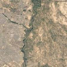 map of bagdad map of baghdad iraq