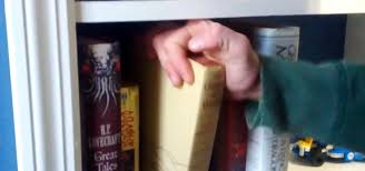 Diy Hidden Bookcase Door Keep Your Secret Stash A Secret With This Diy Hidden Bookcase Door