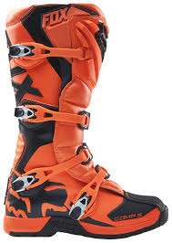 maverik motocross boots fox racing youth comp 5 boots cycle gear
