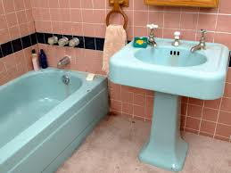 janet alves 1950s bathroom her in new home in west palm beach 50s