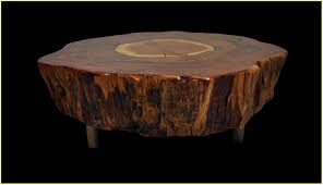 Clint Harp U0027s Handmade Furniture by 100 Tree Stump Side Table My Own Home Sourcing Materials