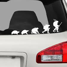 ninja turtle evolution car decals decal guru