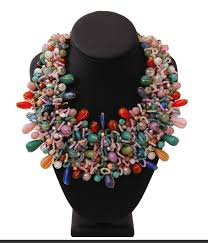 colored necklace images Jazzy jewelry multi colored necklace 2 jpeg