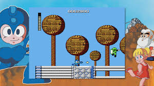 Kaset Ps4 Mega Legacy Collection 2 mega man皰 legacy collection ps4 playstation