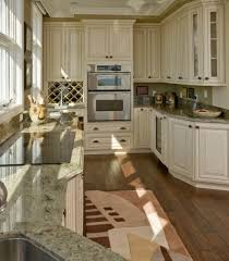 kitchen cabinets and flooring cherry kitchen cabinets with wood floors home design ideas