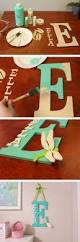 best 25 decorating wooden letters ideas on pinterest decorative