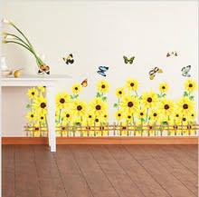 Sunflower Home Decor Popular Sunflower Room Decor Buy Cheap Sunflower Room Decor Lots