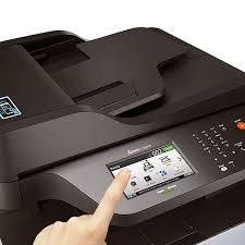 samsung xpress sl c1860fw all in one color laser scanner copier