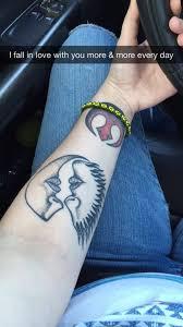 125 sun and moon tattoo designs for men u0026 women wild tattoo art