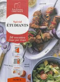 recette cuisine 騁udiant livre cuisine 騁udiant 100 images livre de cuisine 騁udiant 28