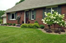 house landscaping ideas grass simple landscaping ideas for front of house manitoba design