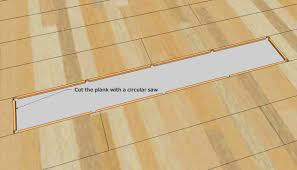 Laminate Flooring T Molding How To Replace Laminate Flooring Howtospecialist How To Build