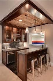Basement Renovation - 25 creative built in bars and bar carts u2026 pinteres u2026