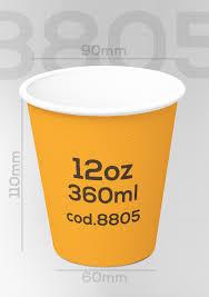 bicchiere di carta 360ml 12oz cisapaper bicchieri di carta