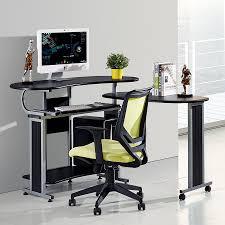 home design cool folding corner table sunteam double desktop