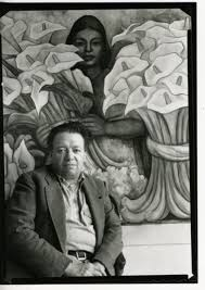 Diego Rivera Rockefeller Center Mural Controversy by Diego Rivera At The Centre Of The Hurricane