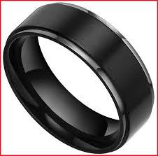 black wedding ring lovely black wedding rings men image of wedding ring planner www