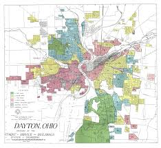 Dc Neighborhood Map Redlining Maps Maps U0026 Geospatial Data Research Guides At Ohio