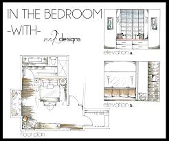 Bedroom Design Drawings Bedroom Design Interior Design Rak U0027design