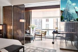 Livingroom Nyc 5 Reasons To Check Into The Park Hyatt New York New York Post