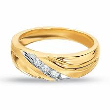 gold wedding band mens mens rings rings zales