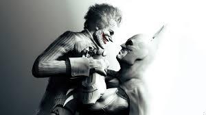 wallpaper batman arkham city the joker character smile makeup