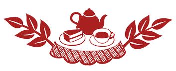 christmas tea party clipart 53