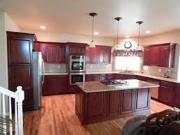 refacing oak kitchen cabinets conestoga wood marble backsplash refacing in oak cabinet tile