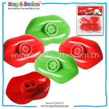 funny halloween gifts promotion funny sound gift halloween party favor cheap plastic lip