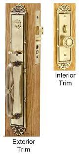 Mortise Interior Door Hardware Emtek Versailles Brass Mortise Lock Shop Locks Hardware At