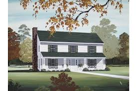 two story farmhouse plans home plan homepw03776 2200 square foot 4 bedroom 2 bathroom