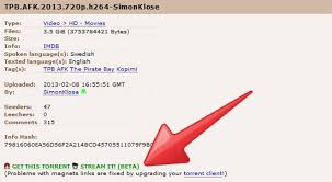 pirate bay u0027s biggest streaming