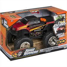 bigfoot monster truck toys model snapfast ertl rc atamu rc bigfoot