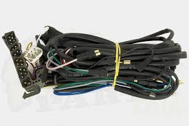 wiring loom harness vespa px125 200 pedparts uk
