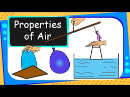 science air properties and experiments english youtube