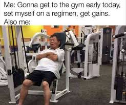 Funny Gym Memes - funny gym meme
