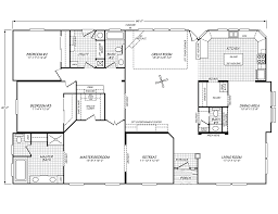 fleetwood mobile home floor plans riverknoll 40663k fleetwood homes houses pinterest house