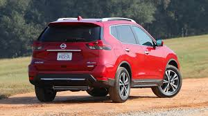 Nissan Rogue Hybrid - 2017 nissan rogue hybrid first drive efficiency at the expense of