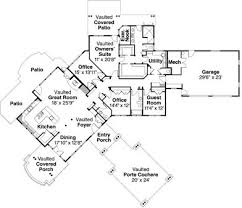 collection large single story house plans photos home