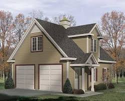 two car garage with loft storage 2233sl architectural designs