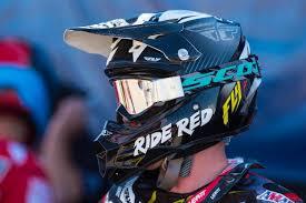 kawasaki motocross helmets scott reaches deal with canard pro circuit kawasaki racer x online