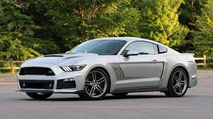 off road mustang first drive 2016 roush stage 3 mustang