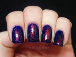 clarins 230 chalkboard nails nail art blog