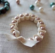 pearls bracelet diy images 15 beautiful diy projects made with pearls jpg