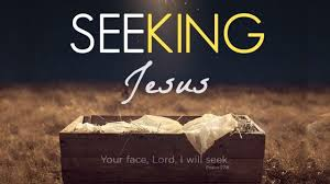 Seeking Jesus God Came Near He Is Near You Just Need To See Him