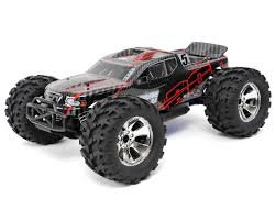toy monster trucks racing earthquake 3 5 1 8 rtr 4wd nitro monster truck red by redcat