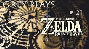 legend of zelda breath of the wild part 21 zelda riju and link