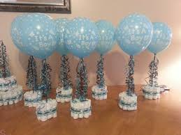 baby shower centerpieces ideas for boys babyshower centerpiece my creations babyshower