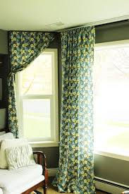how to hang curtains a basic guide interior designs